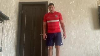Тренировка от мэтра - Тагир Гаджиев