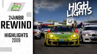 Manthey Racing mit viertem Sieg in Folge! | 24h-Rennen Nürburgring Rewind | Highlights 2009