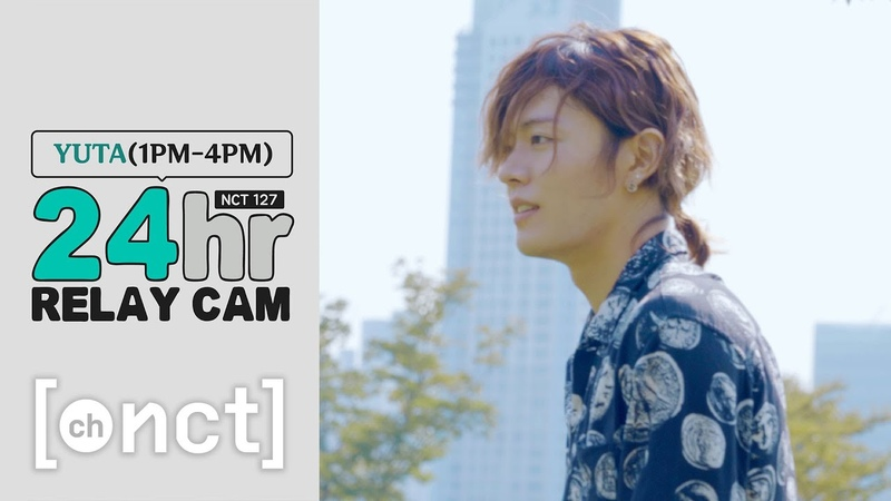 🕐YUTA 1 4pm|NCT 127 24hr RELAY CAM With 쟈니