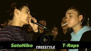 #FHBBATTLE: SataNiko VS T-Raps (FREESTYLE)