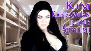 Kim Kardashian is Your Stylist (ASMR Sim)