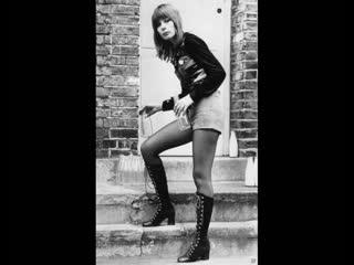 Мода 60-х и 70-х годов. Шорты (Hot-Pants) vol.3