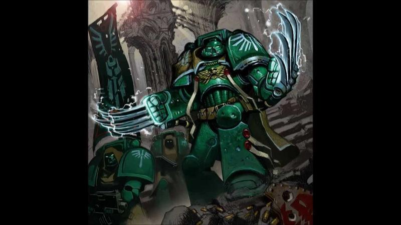 Keepers of Death Dark Angels Тёмные Ангелы Warhammer 40000