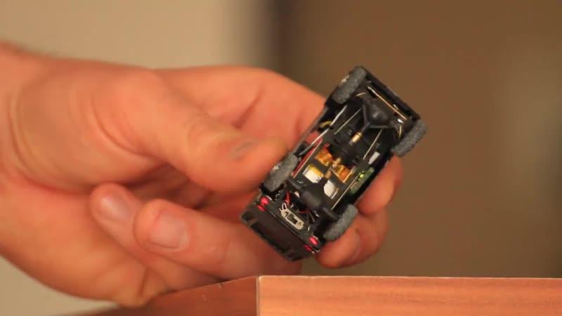 Micro Defender 4x4 Радиоуправляемая полноприводная модель в 87 масштабе