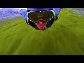 Best of Wingsuit Proximity Flying - AURA. Смотрите в HD!!!