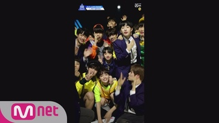 190429 Produce x 101 Relay Dance part.4  EP.0