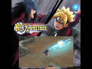NARUTO X BORUTO Ninja Voltage - Sasuke Uchiha (Wandering Ninja) Gameplay Video!