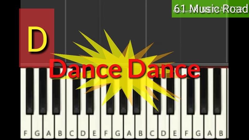 Zooby Zooby Dance Dance Keyboard Tutorial