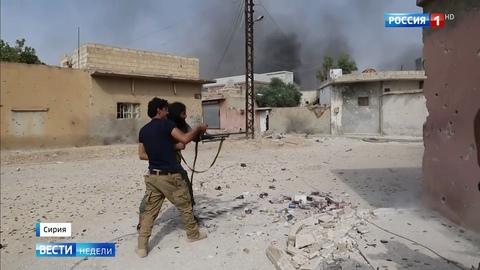 Источник мира, американская база и вежливые люди: двойной репортаж из Сирии