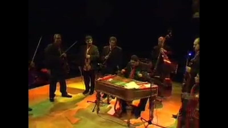Slovak Folk Cimbal Fantazi