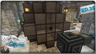 Minecraft  InSphere Deeper - Ставим реактор из меканизма #35