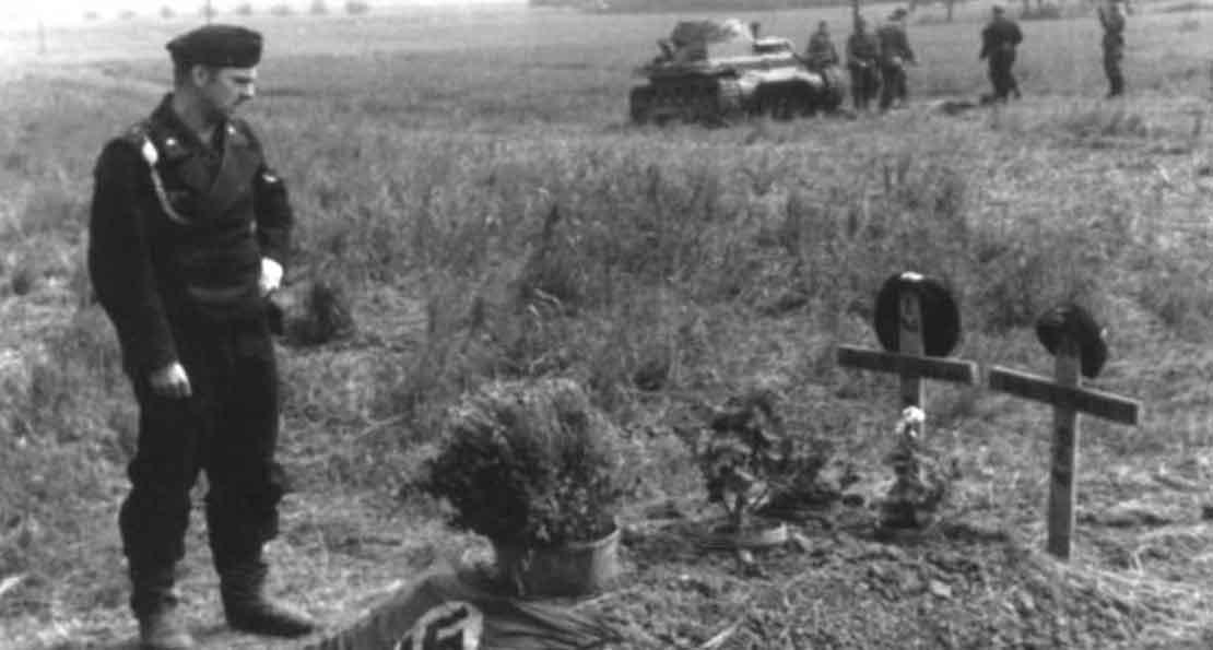 Могила танкистов