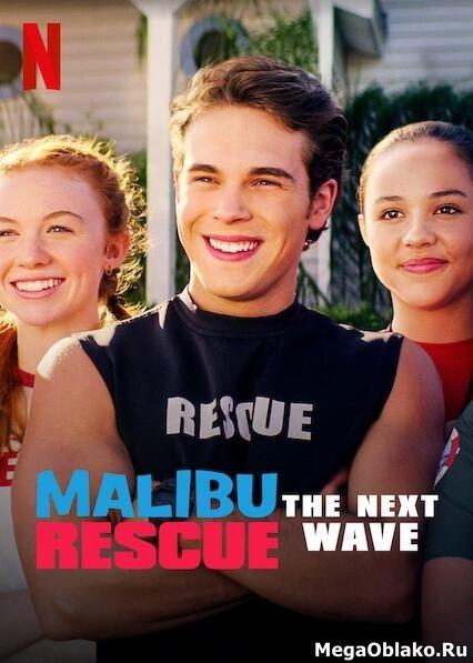 Спасатели Малибу: Новая волна / Malibu Rescue: The Next Wave (2020/WEB-DL/WEB-DLRip)