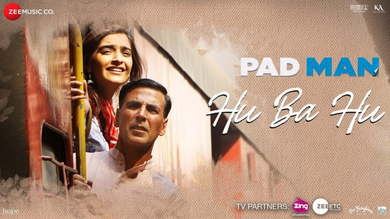 Hu Ba Hu   Padman   Пэдмен   Indian Films   RUS SUB