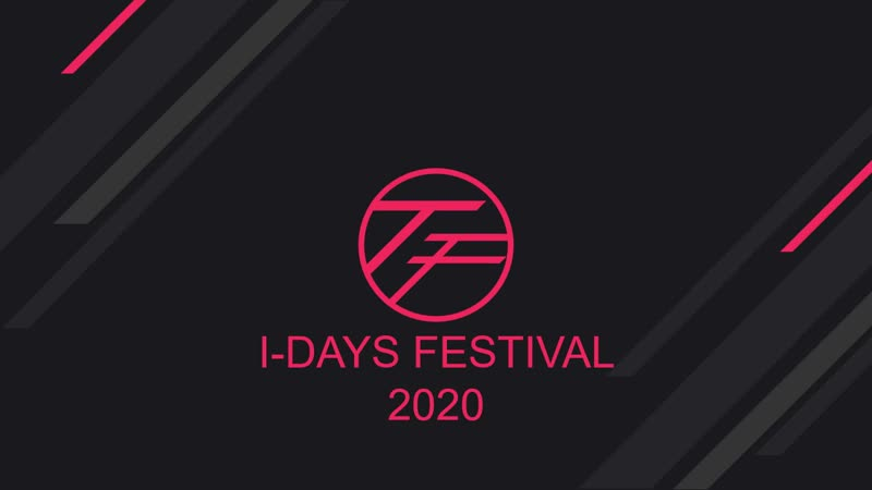I-DAYS FESTIVAL 2020 1st EDITION - AFRICAN PRE-PATY - WMF 8