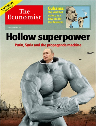 The Economist  19 March 2016 by Robert