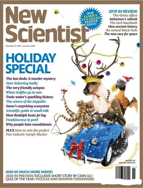 2019-12-21 New Scientist