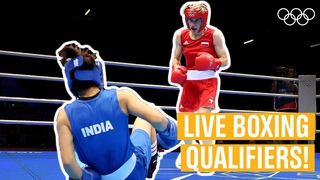 LIVE European Boxing Qualifiers for Tokyo 2020! Day 2