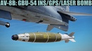 AV 8B Harrier GBU 54 Laser JDAM TOO Relative Tutorial DCS WORLD