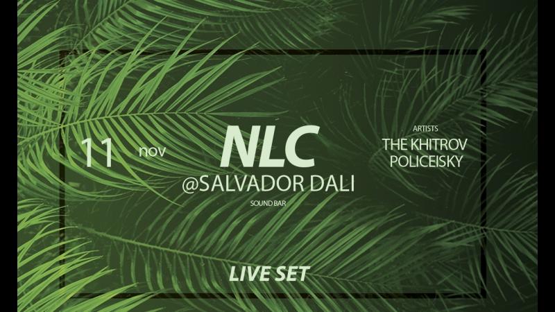 2 30 4 00 The Khitrov b2b Policeisky Live Set Salvador Dali Sound Bar