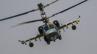 В небо над Петербургом поднялись «Аллигаторы» и «Ночные охотники»