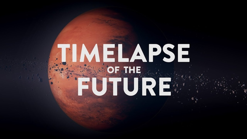 TIMELAPSE OF THE FUTURE A Journey to the End of Time 4K