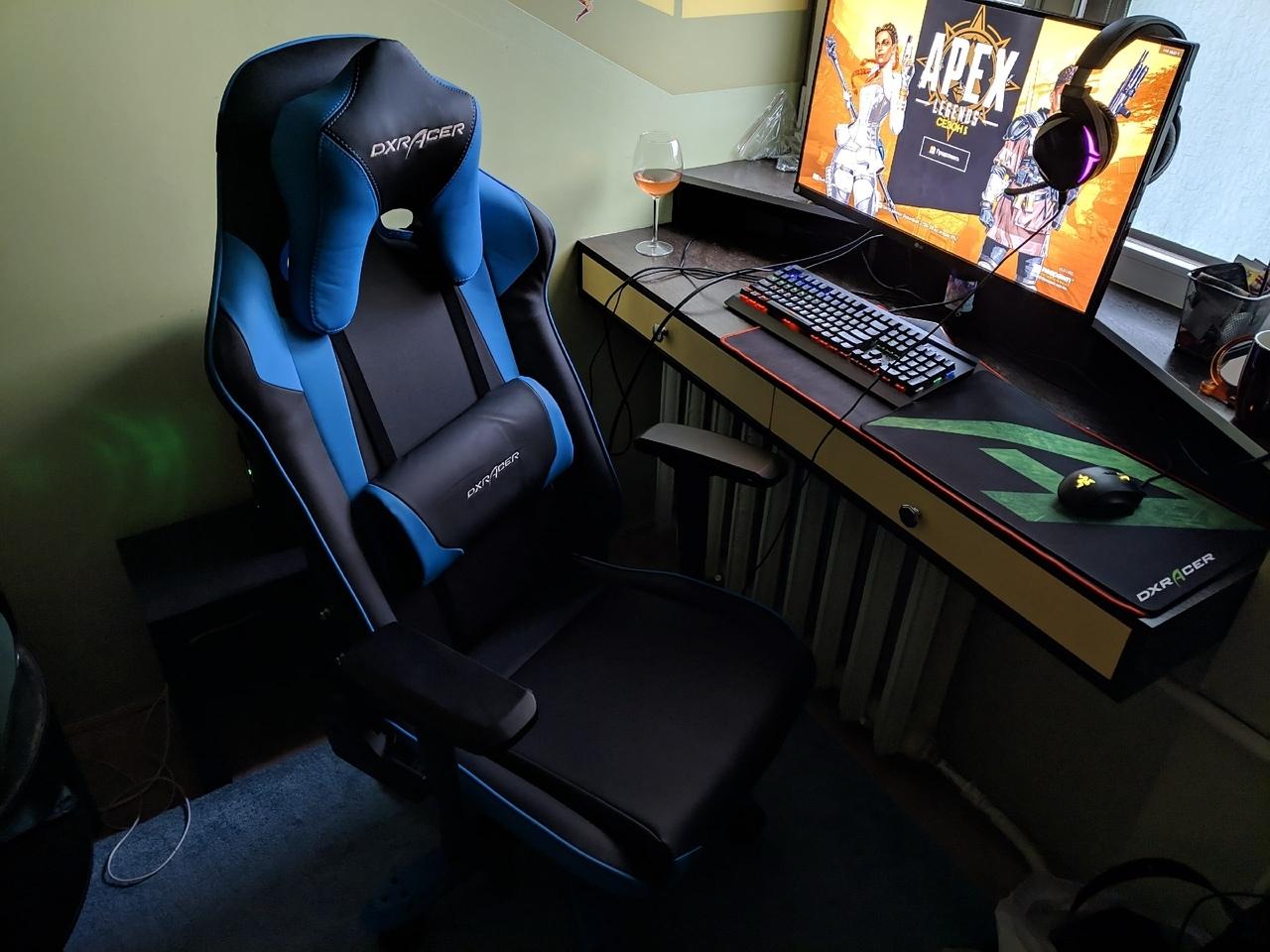 DXRacer OH/SJ00/NB компьютерное кресло