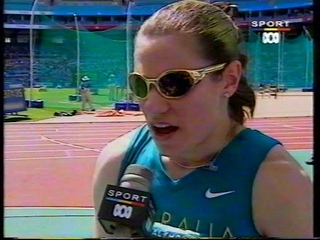 Sydney 2000 Paralympic Games - Womens T20 200m Final