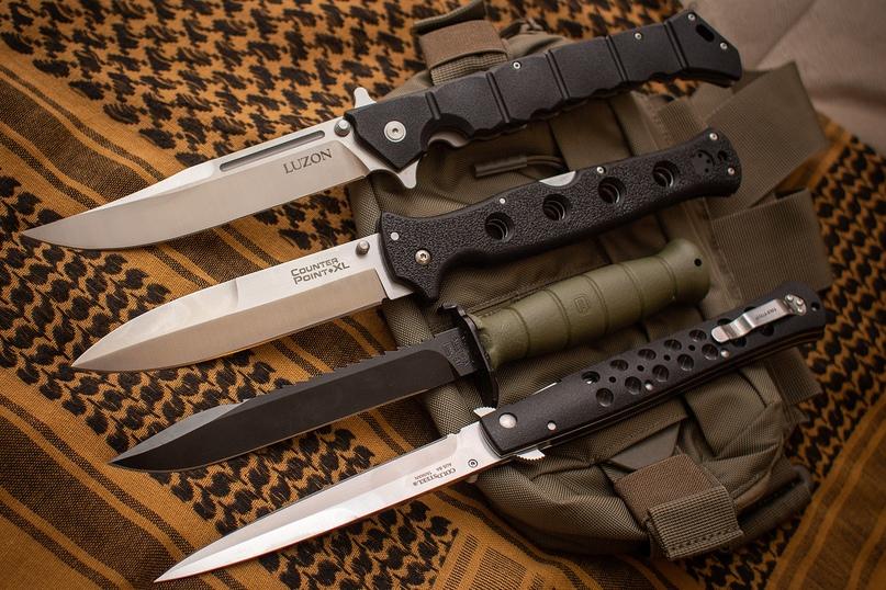 Карманные мечи от Cold Steel, изображение №2