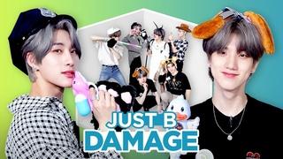 JUST B - DAMAGE   PROP ROOM DANCE   세로소품실