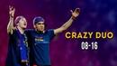 Lionel Messi Dani Alves ● Crazy DUO [2008 - 2016]