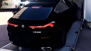2021 BMW VANTABLACK - The Car From the Ultimate DARKNESS!!