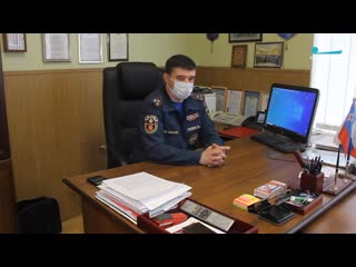 Спасатели поблагодарили медиков за действия при пожаре в больнице Святого Георгия