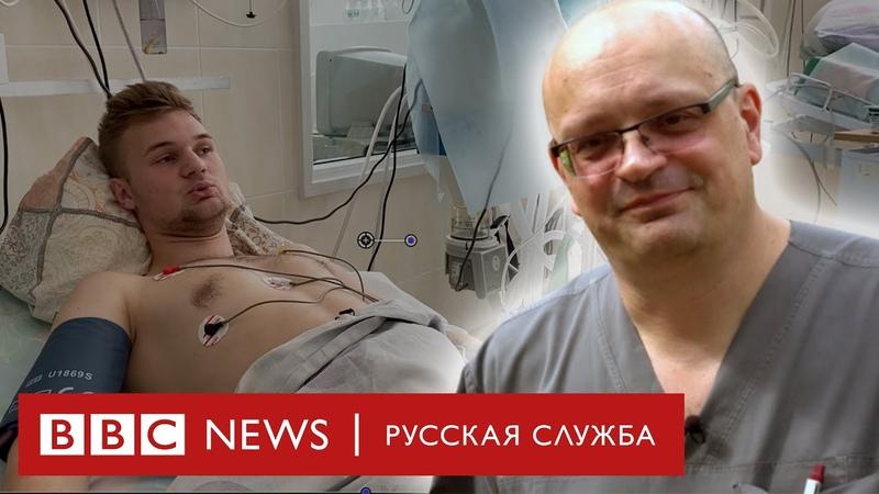 Пытались изнасиловать дубинкой врачи и пациенты о действиях силовиков в Беларуси
