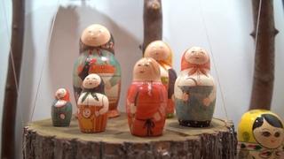 #Москвастобой - Экскурсия «Русская игрушка: традиция, ремесло, образ». Как играли в старину