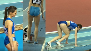 Women's 200m (First round) | Russian Indoor Championship ᴴᴰ