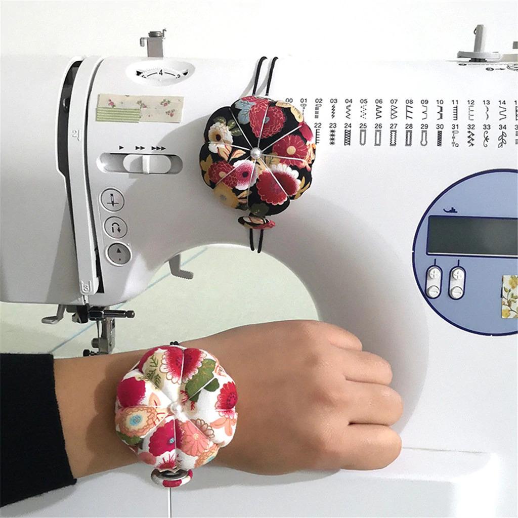 Подушечка для швейных иголок -