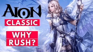 AION CLASSIC 1.7 Already Up In Korea! Do They Move Too Fast With New Updates Or Not? (MMORPG PC)