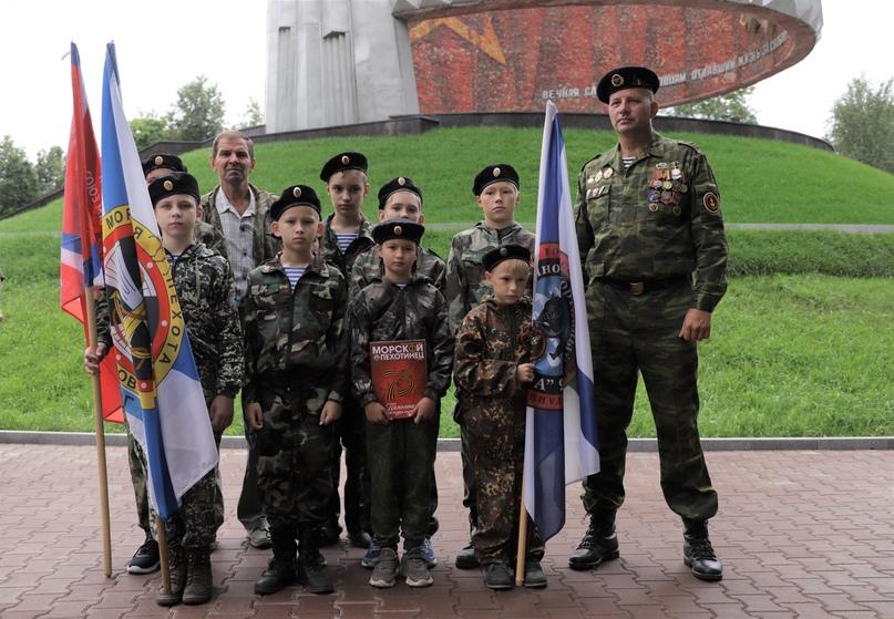 Мемориал подвигу нижегородцев, погибших в локальных военных конфликтах, открыт в Автозаводском районе Нижнего Новгорода