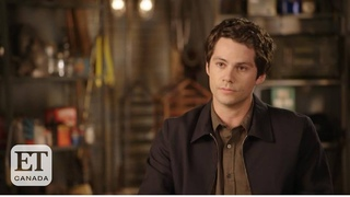 Dylan O'Brien Talks 'Love And Monsters'