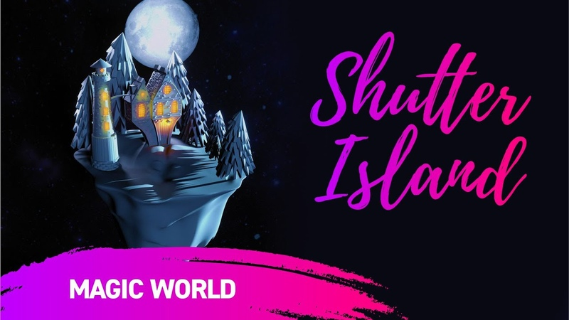 BLENDER 2 9 MAGIC WORLD SHUTTER ISLAND