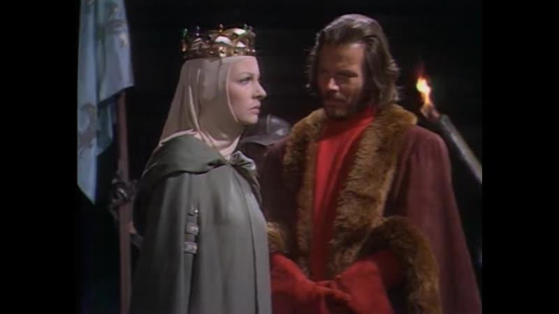Проклятые короли (1972) 5/6 _ Французская волчица