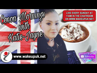 Cocoa Morning with Katie-Jayne Swallow