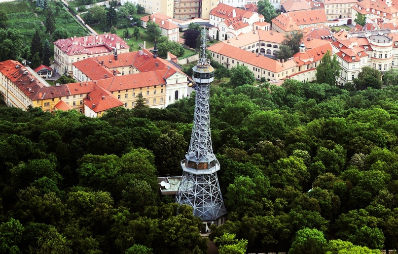 Смотровые площадки Праги, изображение №1