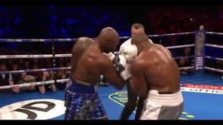Dillian Whyte vs Derek Chisora 2 HD Highlights   Brutal knockout!
