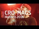 Cro-mags - live @ Hellfest 2018 (Full Show HiRes) – ARTE Concert