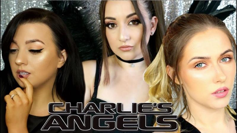 ARIANA GRANDE DON'T CALL ME ANGEL CHARLIE'S ANGELS COLLAB w Shivonmakeupbiz Makeupbysaz