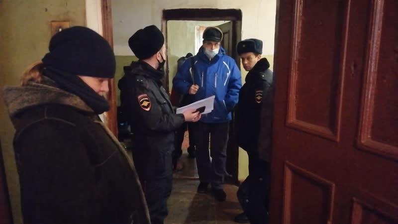 В ивановской коммуналке нашли тело женщины