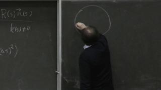 Мохов О. И. - Дифференциальная геометрия - Плоские кривые