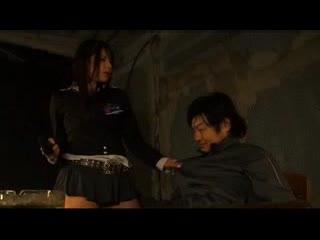 ATHB-30 Female Action Battle - Female Agent Reika Misaki